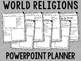 World Religions Research Project