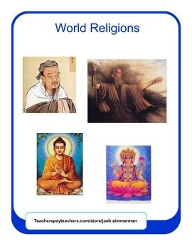 World Religions Unit