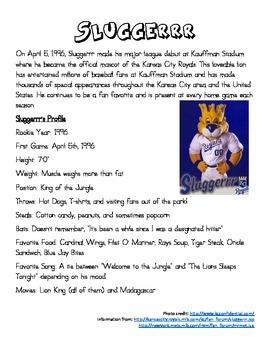 World Series 2015 Mascots - KC Royals vs. NY Mets - Compar