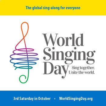 World Singing Day Lesson Plan