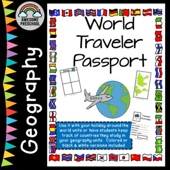 World Traveler Student Passport