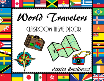 World Traveler Theme Pack