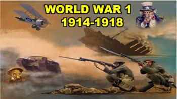 World War 1: Beginning PowerPoint