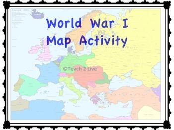 World War 1 - MAP BUNDLE