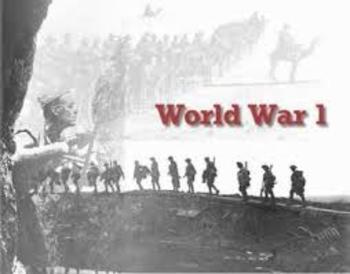 World War 1 Video
