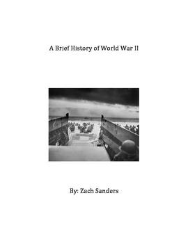 World War 2: A Brief History