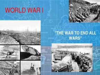World War-I