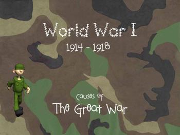 World War I - Bundle