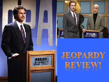 World War I Jeopardy Review game part II
