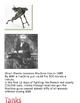 World War I Militarism poster assignment!