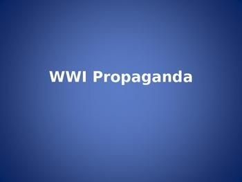 World War I Propaganda