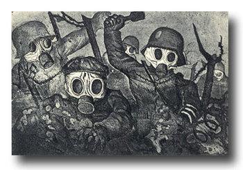 World War I  - U.S.