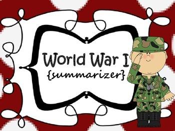 World War I {summarizer}
