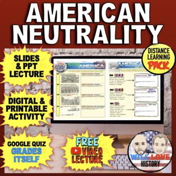 World War II: American Neutrality Bundle