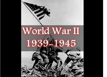 World War II - Causes