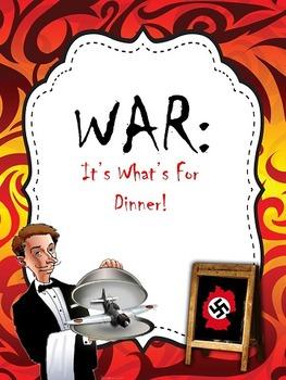 World War II: Dinner Menu Assessment