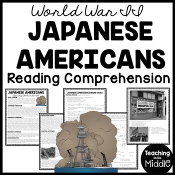 World War II Japanese Americans Article on Relocation Camp