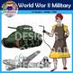 World War II Military Clip Art (World War 2, Soldiers, Pla