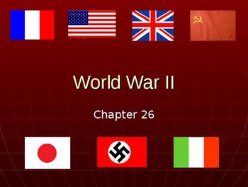 World War II PowerPoint