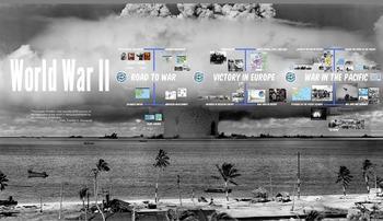 World War II Prezi