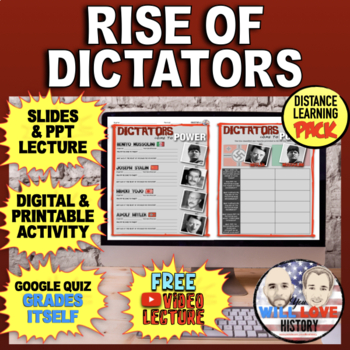 World War II: The Rise of the Dictators Bundle