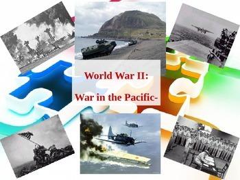 World War II : The War in the Pacific