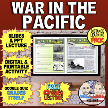 World War II: The War in the Pacific Bundle
