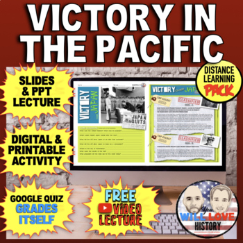 World War II: Victory in the Pacific Bundle