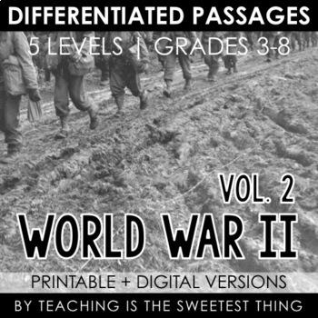 World War II Vol. 2: Passages