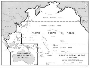 "World War II ""War in the Pacific"" # 10"