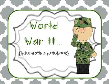 World War II {interactive notebook}