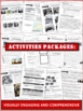 World War Two Activities Bundle: 50+ Pages/Slides of Activ