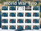 (WWII) World War Two Map Activity; PACIFIC THEATER Fun, In