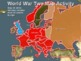(WWII) World War Two Map Activity; NAZI EXPANSION -Fun, In