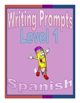World language writing prompts