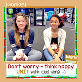 Worry not! Interactive Notebook, song, printables, game