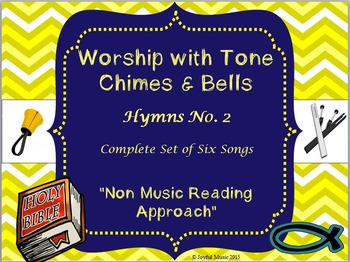 Worship with Chimes & Bells Music Series - HYMNS NO. 2 - C