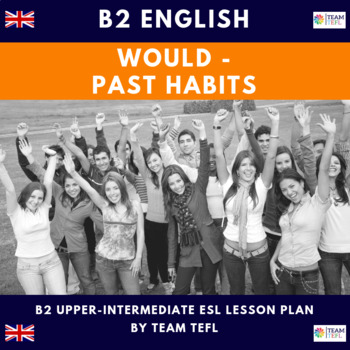 Would - Past Habits B2 Upper-Intermediate Lesson Plan For ESL
