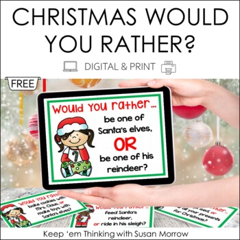 December Journal Prompts: Would You Rather