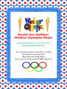 Would You Rather: The Winter Games