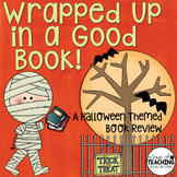 Halloween Book Review: Wrapped Up In A Good Book