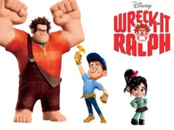 """Wreck it Ralph"", Wreck Stereotypes"