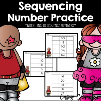 Wrestling to Sequence Numbers Before and After