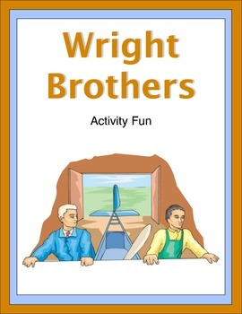 Wright Brothers Activity Fun
