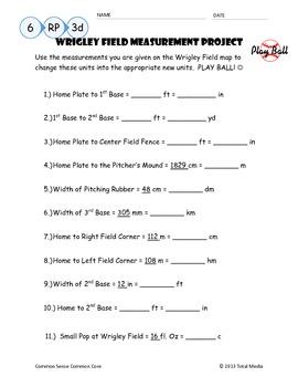 Wrigley Field Measurement Project