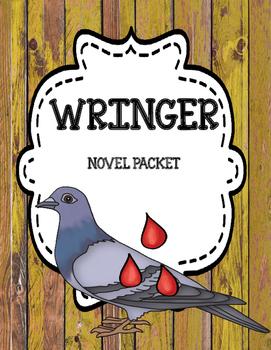 Wringer -  Comprehension and Vocabulary