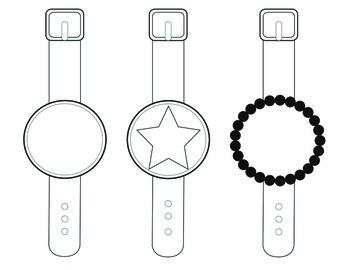 Wrist Watches Clip art