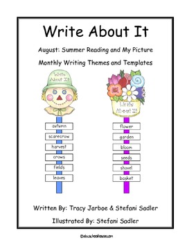 Write About It-August