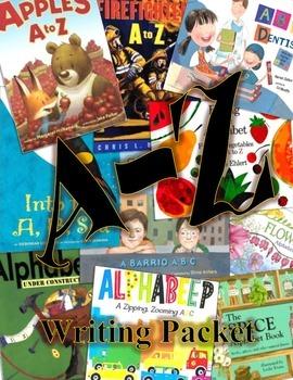 Write An A-Z Book!