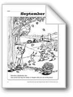 Write Every Day: September